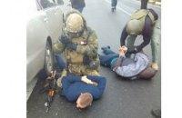 Поліція Харкова завершила розслідування у справі банди, яка грабувала інкасаторів