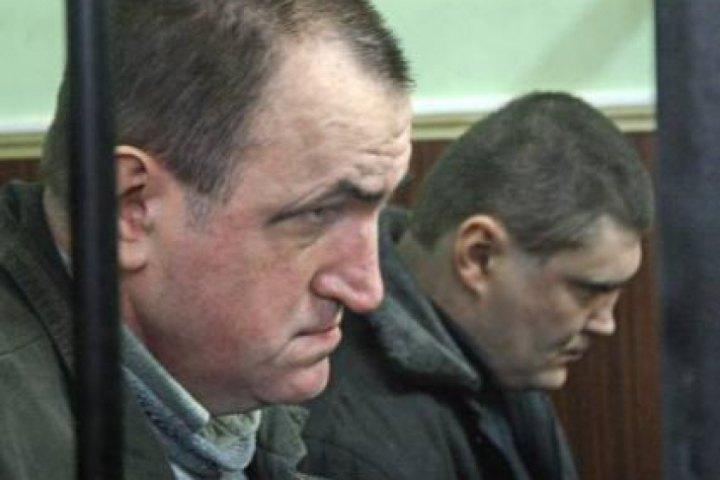 Колишні співробітники МВС Микола Протасов і Валерій Костенко