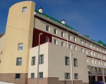 Сергей Селин в Днепропетровске посетил детскую больницу