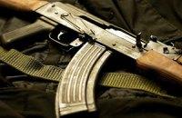 Харьковский чиновник открыл стрельбу по рыбаку