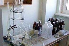 В Ровно обнаружили нарколабораторию в подвале больницы