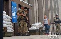 Оператор получил ранение во время постановочного кадра на военных учениях в Кривом Роге
