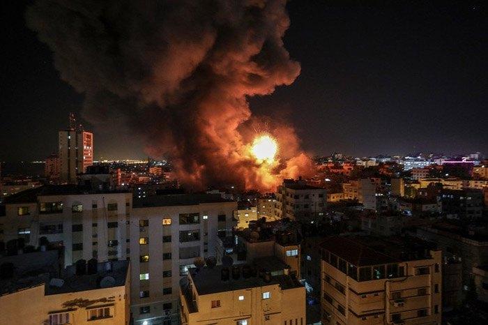 Ракетный обстрел Израиля, 13 ноября 2018.