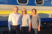 Денісова відвідає 34 українських політв'язнів у Росії і Криму
