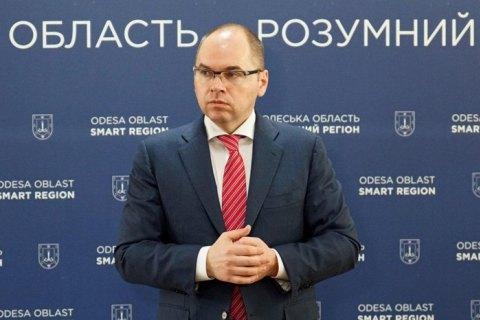 Степанов: затримки з виплатами потрійних зарплат медикам виникають з вини місцевої влади або головлікарів