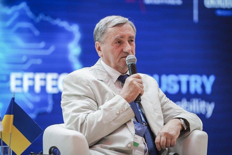 Генеральний конструктор-генеральний директор ДержККБ «Луч» Олег Коростельов