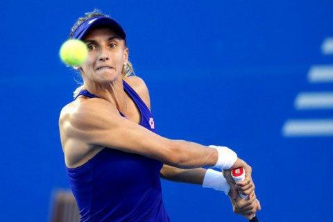 Украинская теннисистка Цуренко пробилась вполуфинал травяного турнира вНидерландах