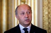 Франция пока не планирует поставлять оружие Сирии