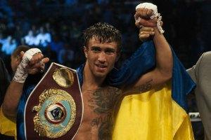 Ломаченко стал боксером мая по версии WBO