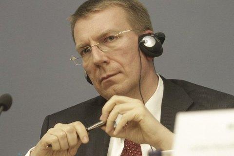 МИД Латвии заявил о необходимости дать безвиз Украине в этом году
