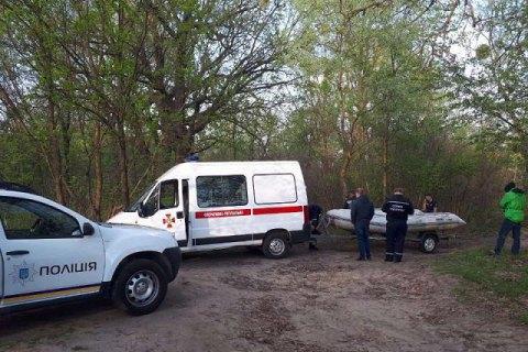 На Козачому острові в Києві виявили тіло чоловіка
