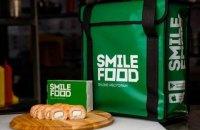 Онлайн-ресторан Smilefood запустил круглосуточную доставку по Киеву