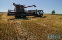 Україна третій рік поспіль збирає більш ніж 60 млн тонн зерна