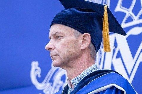 Президент Киево-Могилянской академии переизбран на второй срок
