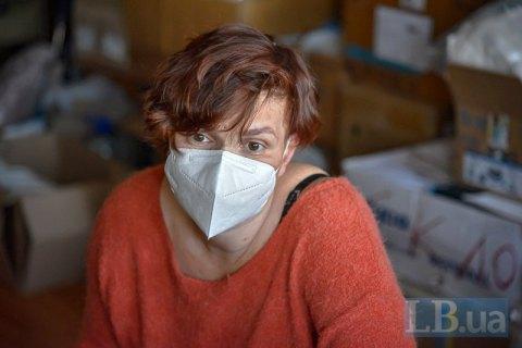 """Леся Литвинова: """"Ми, звісно, не купимо стільки кисню, скільки потрібно. Але це має бути не нашим завданням, а держави"""""""