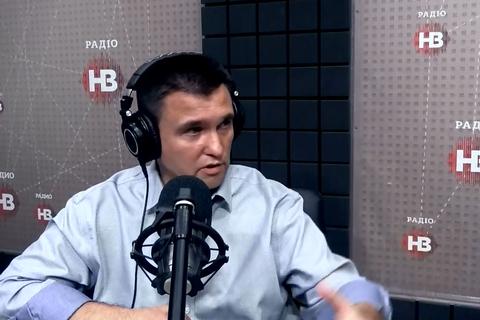 Климкин: Зеленский на следующей неделе назначит представителя Украины в ТКГ