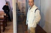 Суд відправив до психлікарні чоловіка, який нападав на перехожих киян з ножем