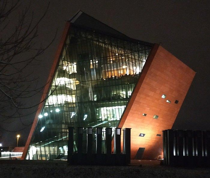 Музей Другої світової війни у Гданську