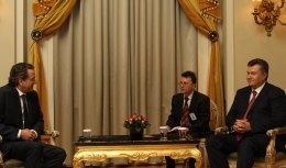 Янукович: у городов Украины и Северной Греции широкие перспективы для сотрудничества