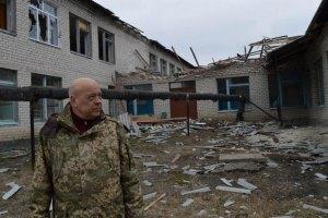 На трассе Бахмутка и вблизи Крымского снова стреляли, – Москаль