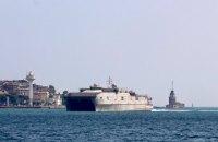 В Одесу вперше увійде один з новітніх десантних кораблів США