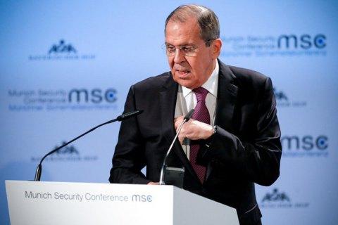 """Лавров """"застеріг"""" Туреччину від продажу Україні ударних дронів"""