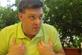 """Тягнибок: """"Свобода"""" не имеет отношения к терроризму"""