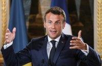 """Макрон предупредил Европу о """"смерти мозга"""" НАТО"""