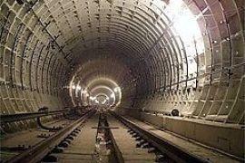 Недостроенные станции метро подвергаются затоплению