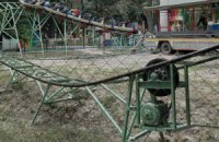 В Украине закрыли 300 детских аттракционов