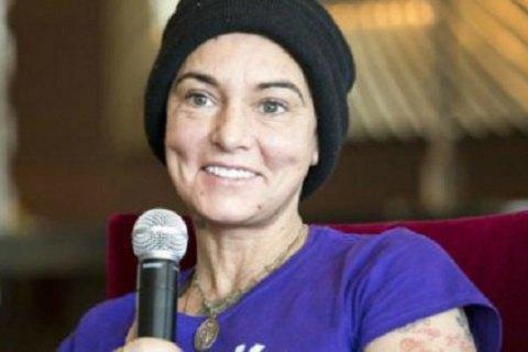 Ірландська співачка Шинейд О'Коннор прийняла іслам і змінила ім'я