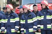 Місцеві пожежні охорони Гадяччини цілодобово на варті безпеки