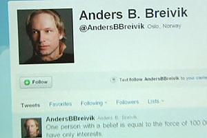Андерс Брейвик считает свой теракт зверским, но необходимым