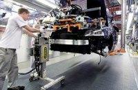 В августе в Украине не произвели ни одного легкового автомобиля