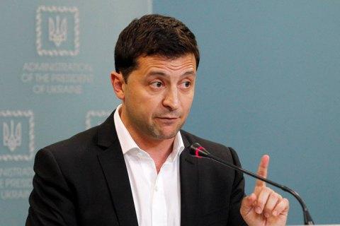 """Зеленский: """"Укрзализныця"""" ведет переговоры с США о закупке локомотивов"""