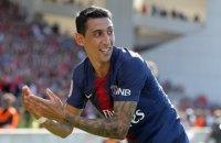 Игрок ПСЖ поразил ворота соперника ударом с углового