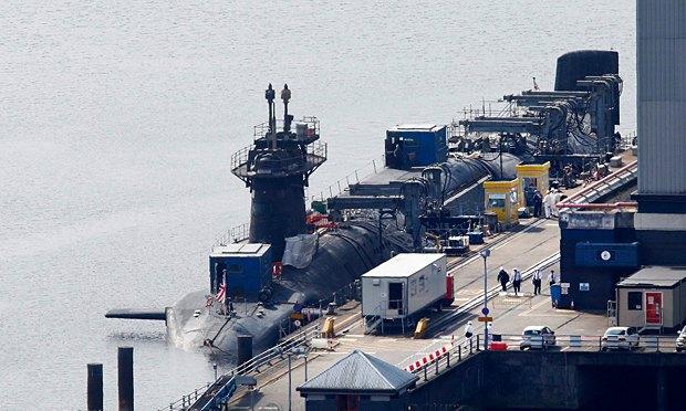 Подводная лодка на базе Фаслейн