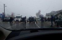 Протестующие в очередной раз перекрыли два пункта пропуска на границе с Польшей (обновлено)