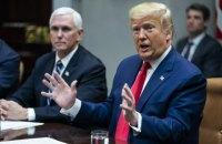 Трамп розпорядився ввести санкції проти країн, які не евакуюють своїх громадян із США