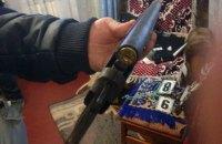 В Харьковской области семья отбилась от вооруженного обрезом грабителя