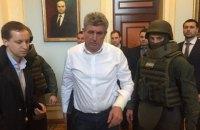 Суд Николаева отпустил под домашний арест судью Бурана, который отстреливался при задержании