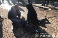 Житель Калуша обстрелял из ружья окна местной радиостанции и ранил ножом полицейского
