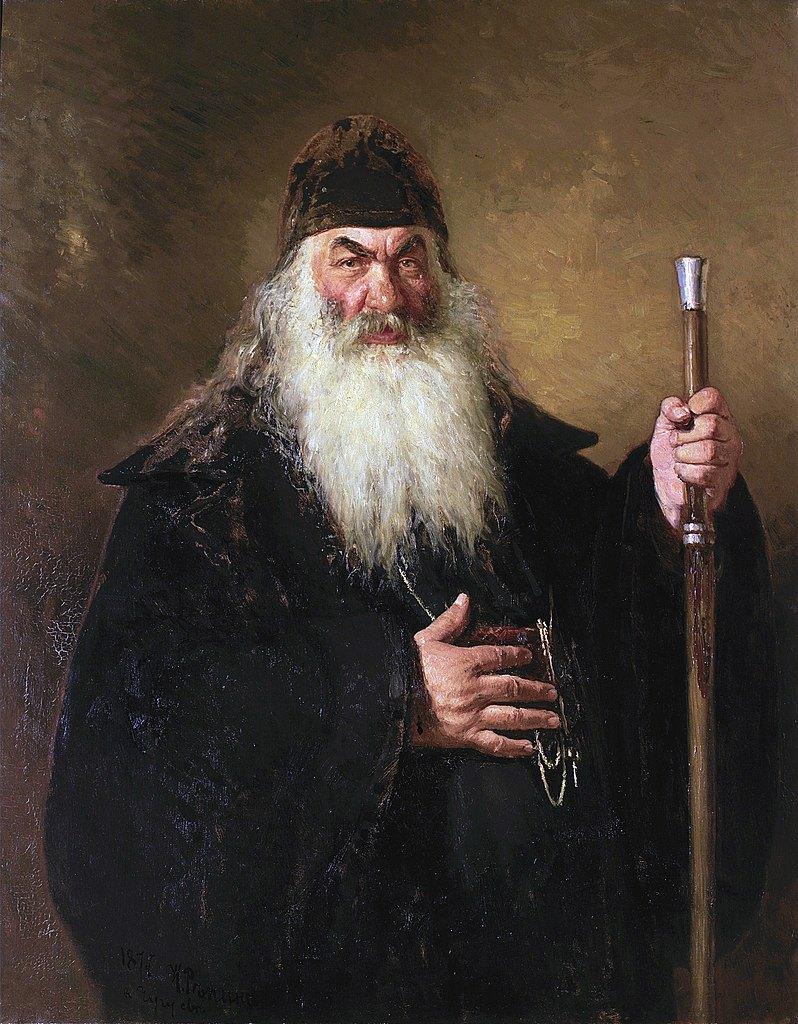 'Протодиякон' (1877)