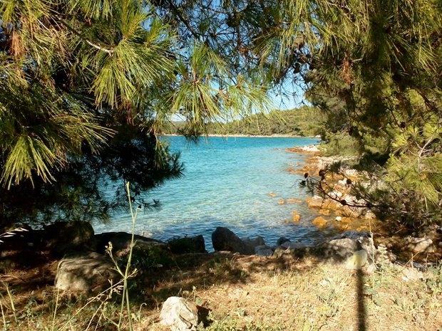 На острове Хвар