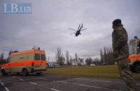 Від початку дня на Донбасі поранено вісьмох військових