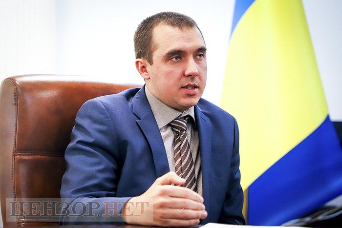 Заступник голови ДБР Олександр Соколов