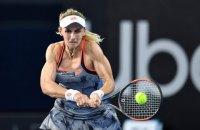 Цуренко прошла россиянку в стартовом раунде Australian Open