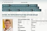 Экс-губернатор Киевской области Ульянченко объявлена в розыск