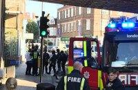 Задержанного по делу о взрыве в метро Лондона обвиняют в попытке убийства