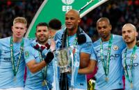 """Украинский полузащитник """"Манчестер Сити"""" выиграл свой первый трофей в Англии"""